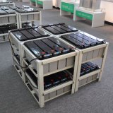 深いサイクルの前部ターミナルAGM VRLAの太陽電池12V 100ah