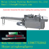 Descanso-Tipo automático horizontal maquinaria das avelã de Xzb-450A da embalagem