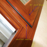 Oscillation en aluminium et portes articulées et Windows Dubaï avec des abat-jour