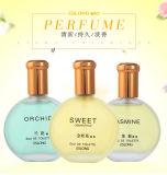 los perfumes de la botella de cristal 30ml contienen perfume duradero de los cosméticos de la alta calidad