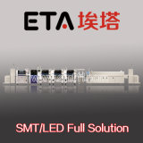 SMT Full Automatic LED Production Line (spaanderoogst en plaatsmachine, solderende printer, terugvloeiingsoven)