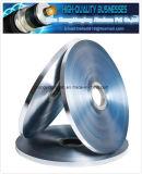ポリエステル層によって薄板にされるテープAlペットとのアルミニウム層