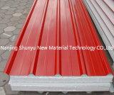 Prepainted/cor revestiu a bobina de aço/aço de PPGI/PPGL/telhadura galvanizados revestidos cor do metal