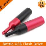 알루미늄 합금 적포도주 병 USB 지팡이 (YT-1216-02)