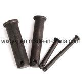 穴との黒い炭素鋼のUリンクPin