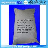 Propionate de calcium de catégorie comestible d'approvisionnement d'usine avec le prix concurrentiel 4075-81-4