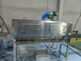 Relleno que se lava del agua automática capsulando tres en una máquina