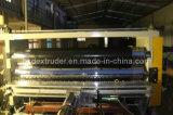 Cadena de producción plástica de la película de la agricultura máquina de extrudado