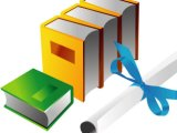 impression de livre de livre À couverture dure 90-300GSM avec le bon prix