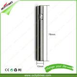 Batería de alta calidad Ocitytimes 510 E Cig recargable Vape Pen