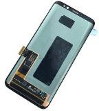 S8 LCD Bildschirmanzeige für Bildschirm der Samsung-Galaxie-S8