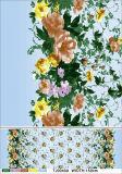 Het Goedkope Niet-geweven Steunende Plastic Tafelkleed van uitstekende kwaliteit van pvc LFGB (JF0023)