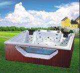 5人(AT-9002)のための2900mmの正方形の自由で永続的な屋外の鉱泉