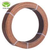 Fascia di freno della resina del filo di cotone/nastro tessuti puri del freno