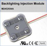 RoHS DC12V de Module van 5 van de Garantie van de Jaar IP67 Backlight van de leiden- Reclame