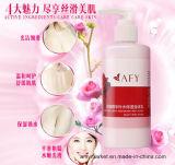 Miel nourrissant de Rose de lotion de corps de lait de chèvre d'Afy hydratant blanchissant la crème corporelle 250ml