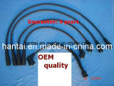 Cable de los conjuntos de alambre/del enchufe de chispa