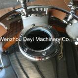 D500mm de Druk van de Rang van het Voedsel om Manway met het Volledige Glas van het Gezicht
