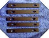 Подгонянный магнит неодимия блока постоянный с отверстием