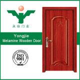 Porte de mélamine de la Chine Yongjie avec la couleur différente