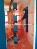 空気調節のための粉の噴霧システム