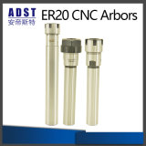 CNC 기계를 위한 Er20 유형 C CNC 똑바른 정강이 아버