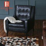 Belgien-Entwerfer durch echtes Leder-Sofa-Stuhl Officechair