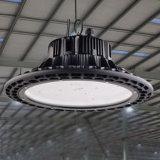 Indicatore luminoso impermeabile della baia del UFO LED di IP65 150W alto con illuminazione industriale del regolatore della luminosità del driver 0-10V di Philips