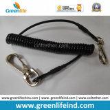 Сверхмощные крюки веревочки W/Snap безопасности кабеля катушки весны