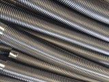 Inoxidable de 304 tubos de acero corrugado flexible metálico / Manguera / pipa
