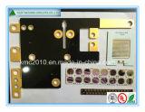 고성능 LED 구리는 PCB의 기초를 두었다