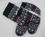 Женщины повелительниц греют связанные удобные крытые ботинки тапочки
