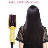 Showliss más nuevo que endereza el cepillo de pelo de diseño con caja de regalo