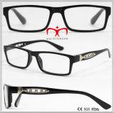 Dame-Form-Anzeigen-Gläser mit Metalldekoration (WRP608695)