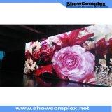 Рентабельно крытой стены полного цвета арендной СИД видео- для модельной выставки (P3 500mm*500mm)