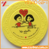 Custom Eco - Friendly Heat Resistance Silicone Cup Mat