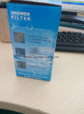 Chromierter Wasser-Dusche-Filter für den Badezimmer-Gebrauch