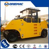 único rolo de estrada hidráulico XCMG do compressor do cilindro 12000kg Xs122