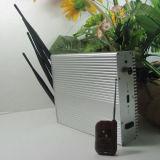 11W 3G de Mobiele Stoorzender met afstandsbediening van het Signaal van de Telefoon met 40 Meters van de Waaier