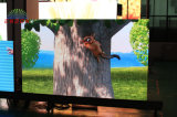 Alta definición que hace publicidad de la visualización video al aire libre del alquiler LED de P5.95mm