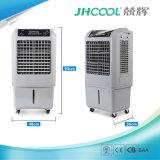 Fabbrica evaporativa professionale del dispositivo di raffreddamento di aria, condizionatore d'aria portatile con la rotella
