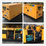 groupe électrogène diesel électrique de l'économie de combustible 32kw 40kVA de régulateur d'engine de 4jb1ta Isuzu produisant du jeu