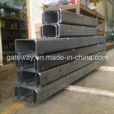 El pelar, doblando y el trabajar a máquina de la placa de acero inoxidable, placa del hierro, una variedad producto de metal modificado para requisitos particulares