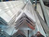 Weiye anodizou o perfil de alumínio, a porta, o indicador e os materiais de construção da extrusão com certificação do TUV