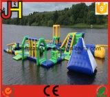 熱い販売巨大で膨脹可能な浮遊水公園