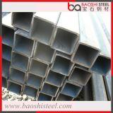 Tubi d'acciaio quadrati galvanizzati di /Rectangular