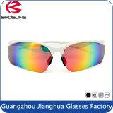 Polarisierte Unisexsonnenbrillen des Sport-Jh022 mit 5 auswechselbaren Objektiven