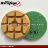 Бетонированная площадка смолаы высокого качества 10mm толщиной сухая используемая