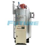 プラスチック洗濯機のための安定した操作500kgオイルの蒸気ボイラ
