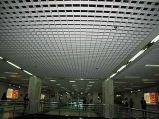 Zincato a caldo grata d'acciaio del soffitto